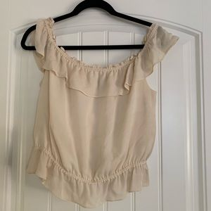 Express ruffle blouse